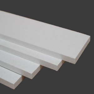 Bio Soluble Ceramic Fiber Inusation Board High Temperature Resistant