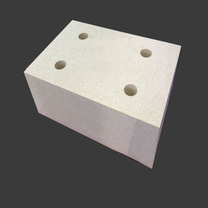 Refractory Fire Brick for Tin Bath Bottom Glass Industry
