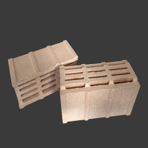 Refractory Checker Fire Brick for Coke Oven Regenerator